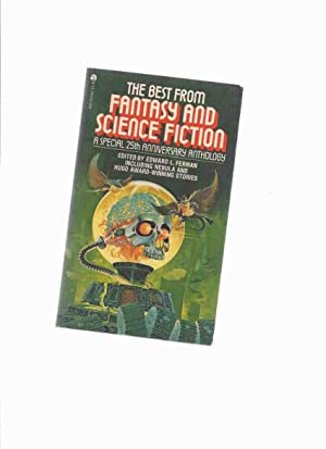 The Best from Fantasy and Science Fiction: Ferman, Edward L