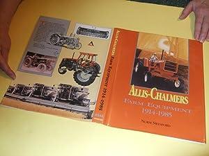 Allis-Chalmers Farm Equipment 1914 - 1985 (: Swinford, Norm; Preface