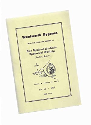 Wentworth Bygones, Papers of Head-of-the-Lake Historical Society,: Head of the