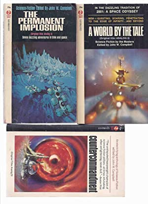 THREE VOLUMES: A World By the Tale;: Campbell, John W
