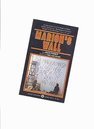 Marion's Wall -by Jack Finney: Finney, Jack