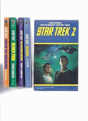 STAR TREK 2, Slipcased / Boxed Set: Vardeman, Robert E