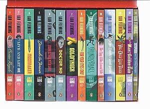 14 Volume James Bond 007 PENGUIN BOXED: Fleming, Ian (intro