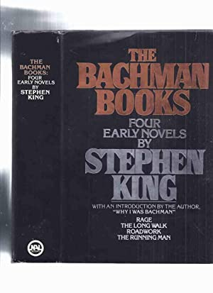 OMNIBUS EDITION (Collects the FIRST 4 Bachman: King, Stephen Writing