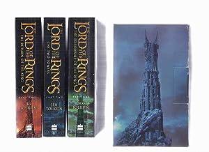 THREE VOLUMES by J R R Tolkien: Tolkien, J R