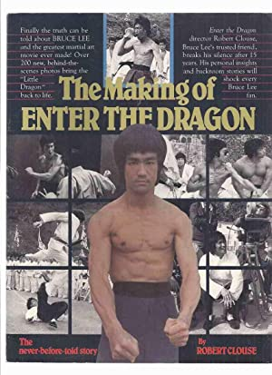 The Making of Enter the Dragon (: Clouse, Robert (