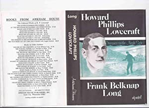 Howard Phillips Lovecraft: Dreamer on the Night Side ---by Frank Belknap Long - a signed Copy ( H...