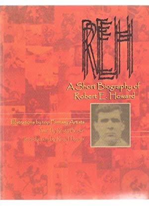 REH - A Short Biography of Robert: Burke, Rusty; Introduction