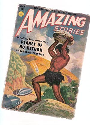 Amazing Stories Science Fiction Pulp Magazine, Volume: Chandler, Lawrence; Graham