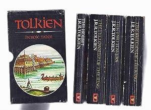 HEROIC TALES -Slipcased Set: The Hobbit ---with: Tolkien, J R
