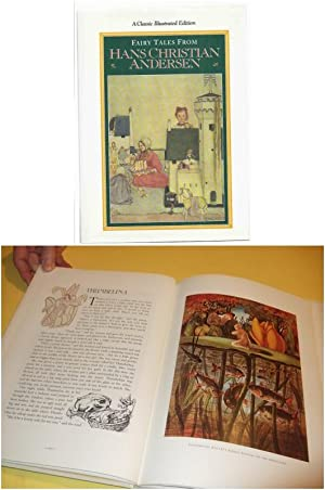 Fairy Tales from Hans Christian Andersen, Illustrations: Andersen, Hans Christian;