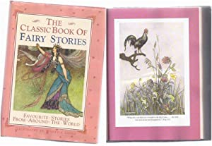 Classic Book of Fairy Stories / Illustrated: No Author /