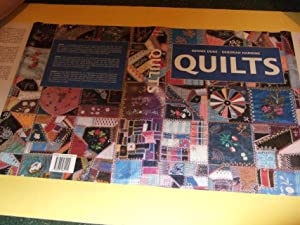 QUILTS ( Text is in English, German; French )(inc. Art of the Amish; Hawaiian Quilts; Crazy Memor...