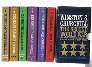 SIX Volumes in a Slipcase: The Second: Churchill, Winston S.