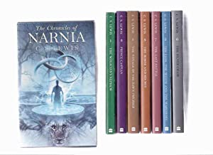 7 Volumes in a Slipcase /Box: Narnia: Lewis, C.S. (