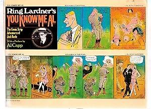 Ring Lardner's You Know Me Al. The: Lardner, Ring, Preface