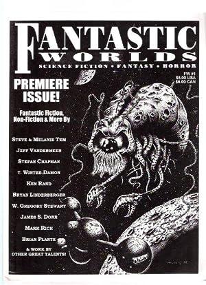 Fantastic Worlds: Science Fiction; Fantasy; Horror -: Becker, Scott (ed)