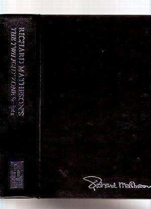 Richard Matheson's Twilight Zone Scripts ---by Richard: Matheson, Richard (signed)