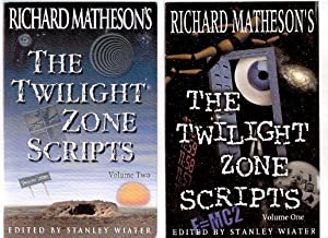 Richard Matheson's Twilight Zone Scripts, Volume 1: Matheson, Richard (signed),