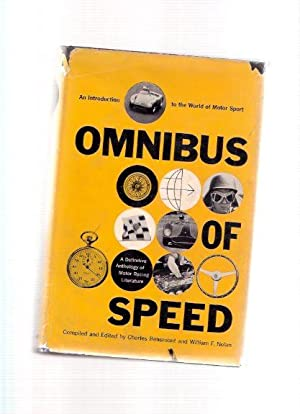 Omnibus of Speed: Introduction to World of Motor Sport -Signed By Charles Beaumont and Wm F Nolan...