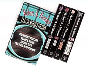 Robert A Heinlein ( Slipcased ) Science: Heinlein, Robert A