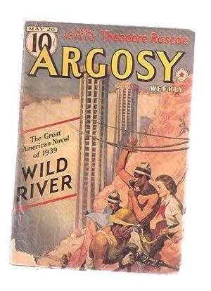 Argosy Pulp, May 20, 1939, Volume 290,: Stromberg, John; Richard