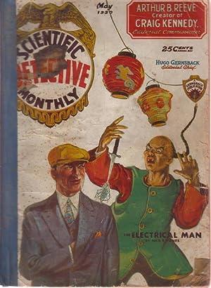 Scientific Detective Monthly, May 1930 Volume 1,: Gernsback, Hugo (ed.)