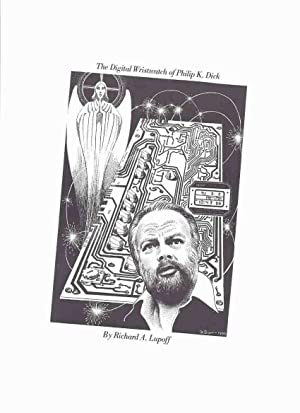The Digital Wristwatch of Philip K Dick: Lupoff, Richard A