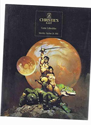 Christie's East Comic Collectibles, Saturday October 30,: No Author /