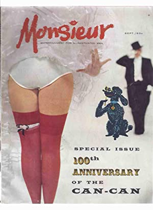 Monsieur: Special Issue - 100th Anniversary of: Paley, Stanley (ed)
