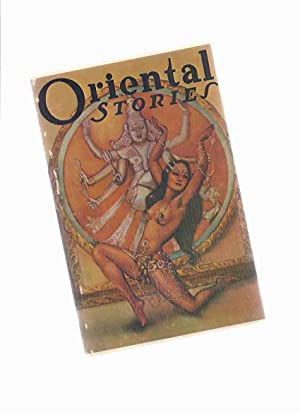 ORIENTAL STORIES (PULP MAGAZINE Reprint) Voice of: Desmond, William; Diane