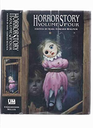 HorrorStory Volume 4 an Omnibus Containing The: Wagner, Karl Edward