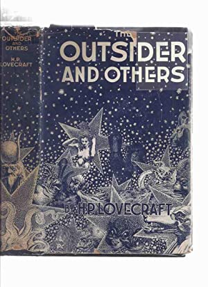 The Outsider and Others ---in Original Dustjacket ( Contains: Supernatural Horror in Literature; ...