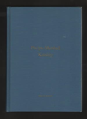 Phelps - Marshall Kinship: McBride, Nancy S.