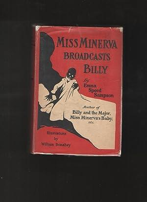 Miss Minerva Broadcasts Billy,: Sampson, Emma Speed
