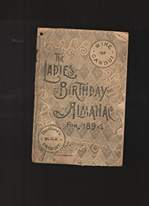 The Ladies Birthday Almanac for 1894