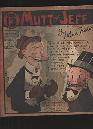 Mutt and Jeff Book 13