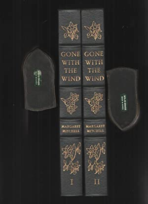 GONE WITH THE WIND 2 Volumes: Mitchell, Margaret