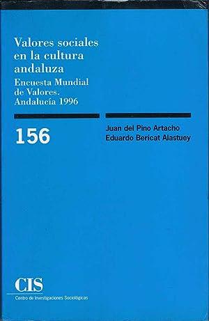 Valores sociales en la cultura andaluza: Juan del Pino