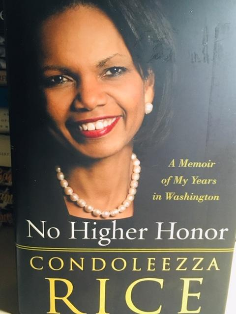 No Higher Honor A Memoir of My Years in Washington