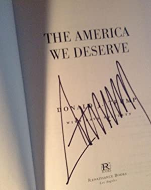 the america we deserve by donald trump pdf