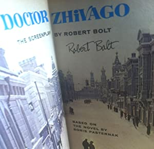 DOCTOR ZHIVAGO.: Bolt, Robert.