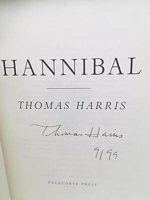 Hannibal Rising: Harris, Thomas