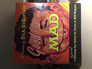 Good Days and Mad: A Hysterical Tour: Debartolo, Dick
