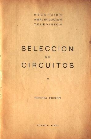 SELECCION DE CIRCUITOS DE RADIOS A VALVULAS VODOVOSOFF, R. Near Fine Hardcover