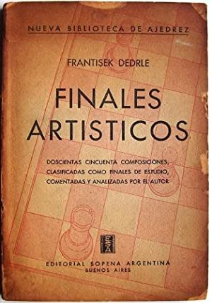 Finales Artísticos. Doscientas Cincuenta Composiciones, Clasificadas Como: Dedrle, Frantisek