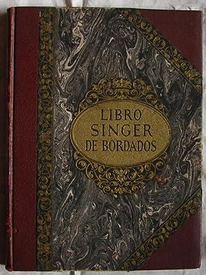LIBRO SINGER DE BORDADOS