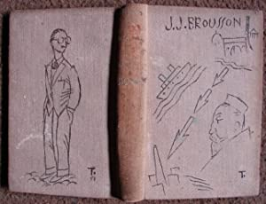 ITINÉRAIRE DE PARIS A BUENOS- AYRES, CON: BROUSSON, J. J.