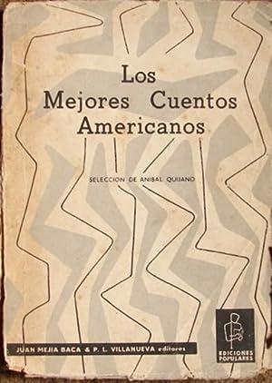LOS MEJORES CUENTOS AMERICANOS ( BORGES ET: QUIJANO, ANIBAL (