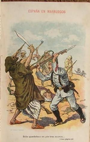 ESPAÑA EN MARRUECOS: CRÓNICA DE LA CAMPAÑA DE 1909: RIERA, AUGUSTO
